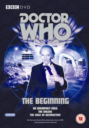 Doctor Who - The Beginning DVD Box Set (UK Region 2 Edition)