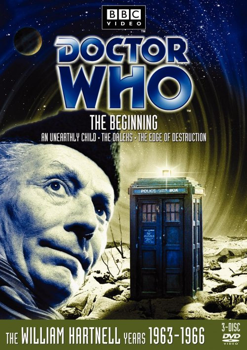 Doctor Who - The Beginning DVD Box Set (US Region 1 Edition)